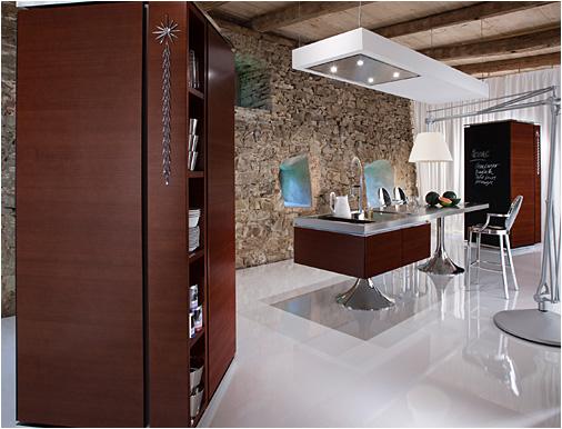 philippe starck library kitchen - Philippe Starck Kitchen